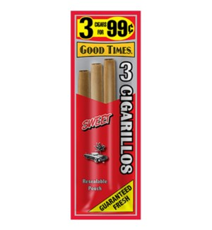 GOOD TIMES CIGARS SWEET 3FOR $0.99