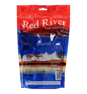 RED RIVER #026087 SMOOTH PIPE TOBACO