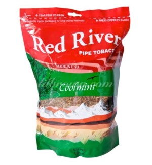 RED RIVER #2609 COOLMINT PIPE TOBACO