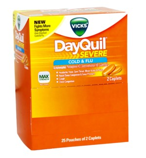 DAYQUIL CAPLETS COLD&FLU