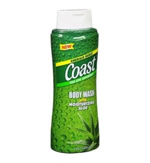 COAST BODY WASH #1258 W/ALOE