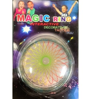 MAGIC RING #2997 BLISTER PKG