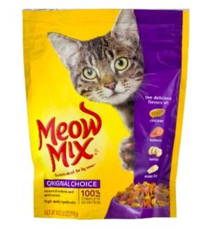 MEOW MIX #46198 CAT FOOD /ORIGINAL CHOICE