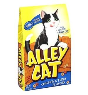 ALLEY CAT FOOD CHICKEN & TUNA FLAVOR