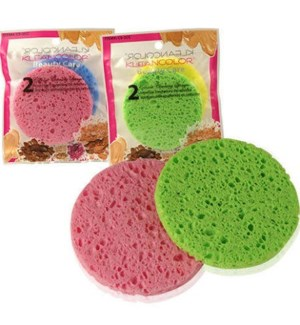 KC-CS-2CC CELLULOSE CLEANSING SPONGES