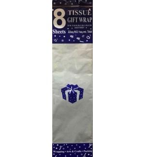TISSUE PAPER KH #86985 SILVER