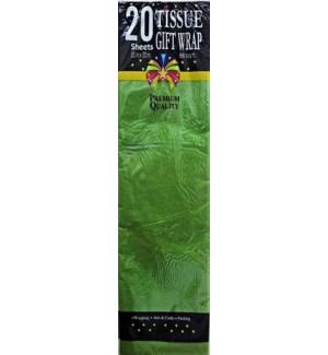 TISSUE PAPER KH #88004 GREEN