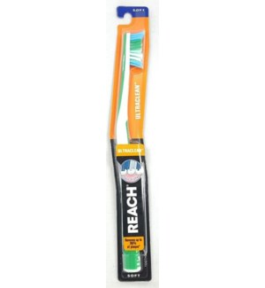 REACH TOOTHBRUSH #9224 ULTRA CLEAN