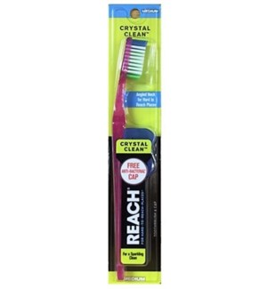 REACH TOOTHBRUSH #11 CRYSTAL CLEAN