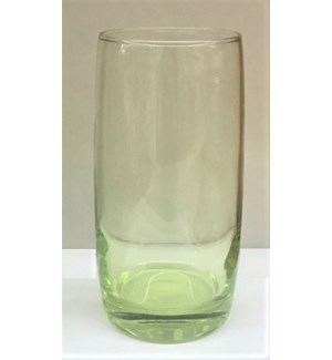 DRINKING GLASSES #0411AD48P GREEN