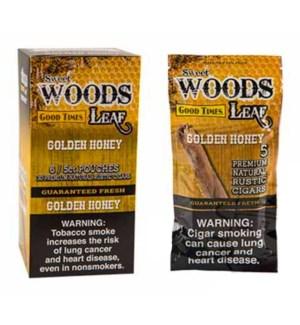 WOOD TIMES GOLDEN HONEY SWEET WOODS LEAF
