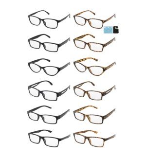 READING GLASSES #SPU6-P65