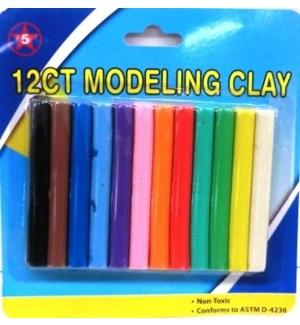MODELLING CLAY #TS268 ASST