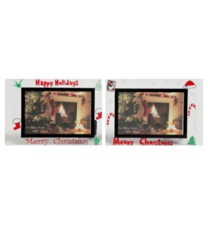 CH-MAS #5054 GLASS PICTURE FRAME