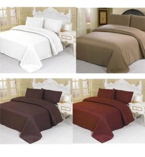 DT #03624 BED SHEET SET - 1800SERIES