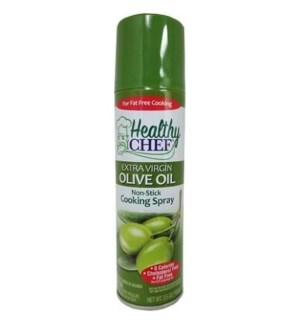 HEALTHY CHEF #09233 OLIVE OIL COOKING SPRAY