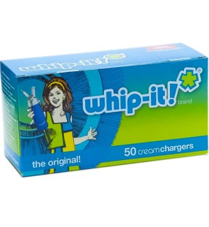 WHIP-IT #67514 CREAM CHARGERS