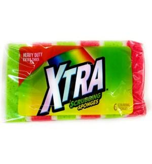 XTRA SPONGE #759 SCRUBBING