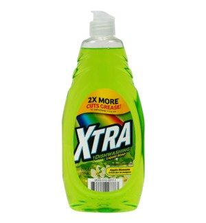 XTRA DISH SOAP #777 APPLE BLOSSOM LIQUID