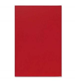 FOAM POSTER BOARD - RED Z 590