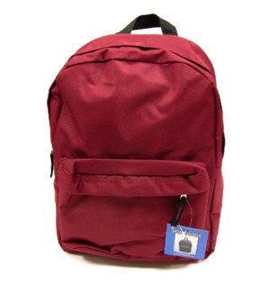 UC-2102 BACK PACK BURGANDY