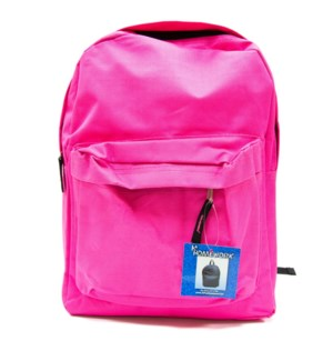 UC-2104 BACK PACK HOT PINK