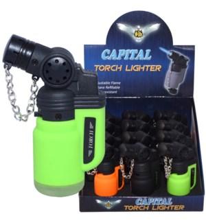 TORCH LIGHTER #3805 CAPITAL