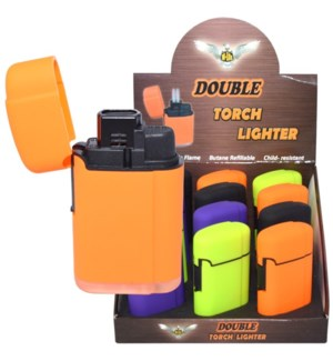 TORCH LIGHTER #3806 DOUBLE