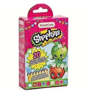 BANDAGE #00598 KIDS, SHOPKINS