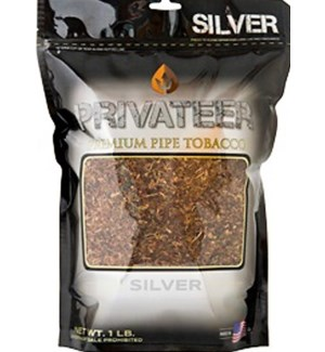 PRIVATEER #402 SILVER PIPE TOBACCO (REAL DEAL)