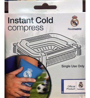 REAL MADRID INST COLD PACK #00807