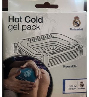 REAL MADRID HOT COLD GEL PK #00808
