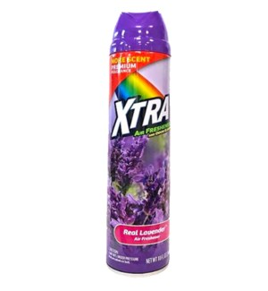 XTRA SPRAY #827 REAL LAVENDER AIR FRESHENER