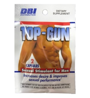 TOP GUN SEXUAL STIMULANT FOR MEN