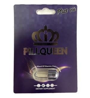 X PILLS - PILLQUEEN #000 PLUS 99K