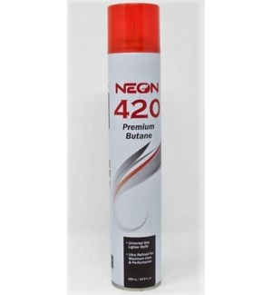 NEON PREMIUM BUTANE #00843 BIG CAN