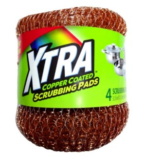 XTRA PADS #00781 COPPER PDQ