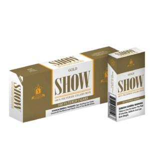 SHOW CIGAR-100/GOLD #420