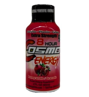 COSMO #609 POMEGRANTE 8-HOUR ENERGY DRINK