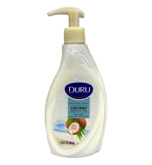 DURU HAND SOAP #10848 COCONUT/WHITE