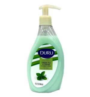 DURU HAND SOAP #11166 GREEN TEA&CREAM/GREEN