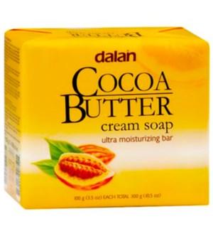 DALAN #13437 COCOA BUTTER BAR SOAP