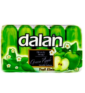 DALAN BEAUTY SOAP #51859 GREEN APPLE