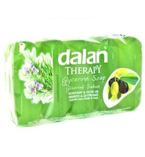 DALAN GLYCERINE #545 SOAP ROSEMARY&OLIVE
