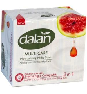 DALAN #23450 SMYRNA FIG BAR SOAP
