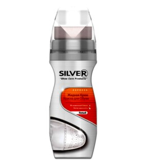 SILVER SHOE POLISH WHITE LIQUID #2291