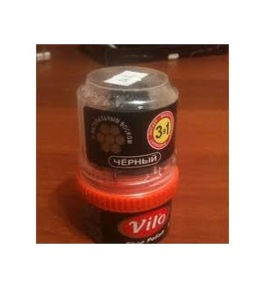 VILO CREAM SHOE POLISH #20297 BLACK