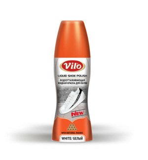 VILO LIQUID SHOE POLISH #24141 WHITE