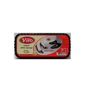 VILO SHOE SPONGE BLACK