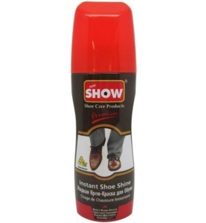 SHOE POLISH LIQ #CH12011 BROWN